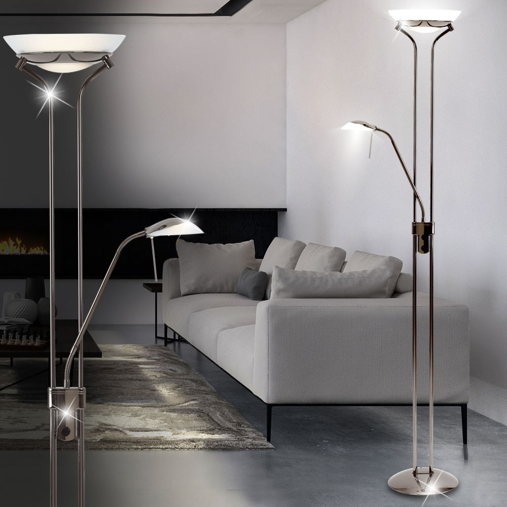 Full Size of Wohnzimmer Stehlampe Led Stehleuchte Stehleuchten Dimmbar Stehlampen Holz Deckenfluter Lese Lampe Chesterfield Sofa Leder Relaxliege Wildleder Deckenlampen Wohnzimmer Wohnzimmer Stehlampe Led