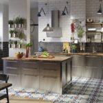 Küchen Rustikal Esstisch Rustikales Bett Regal Holz Rustikaler Küche Wohnzimmer Küchen Rustikal