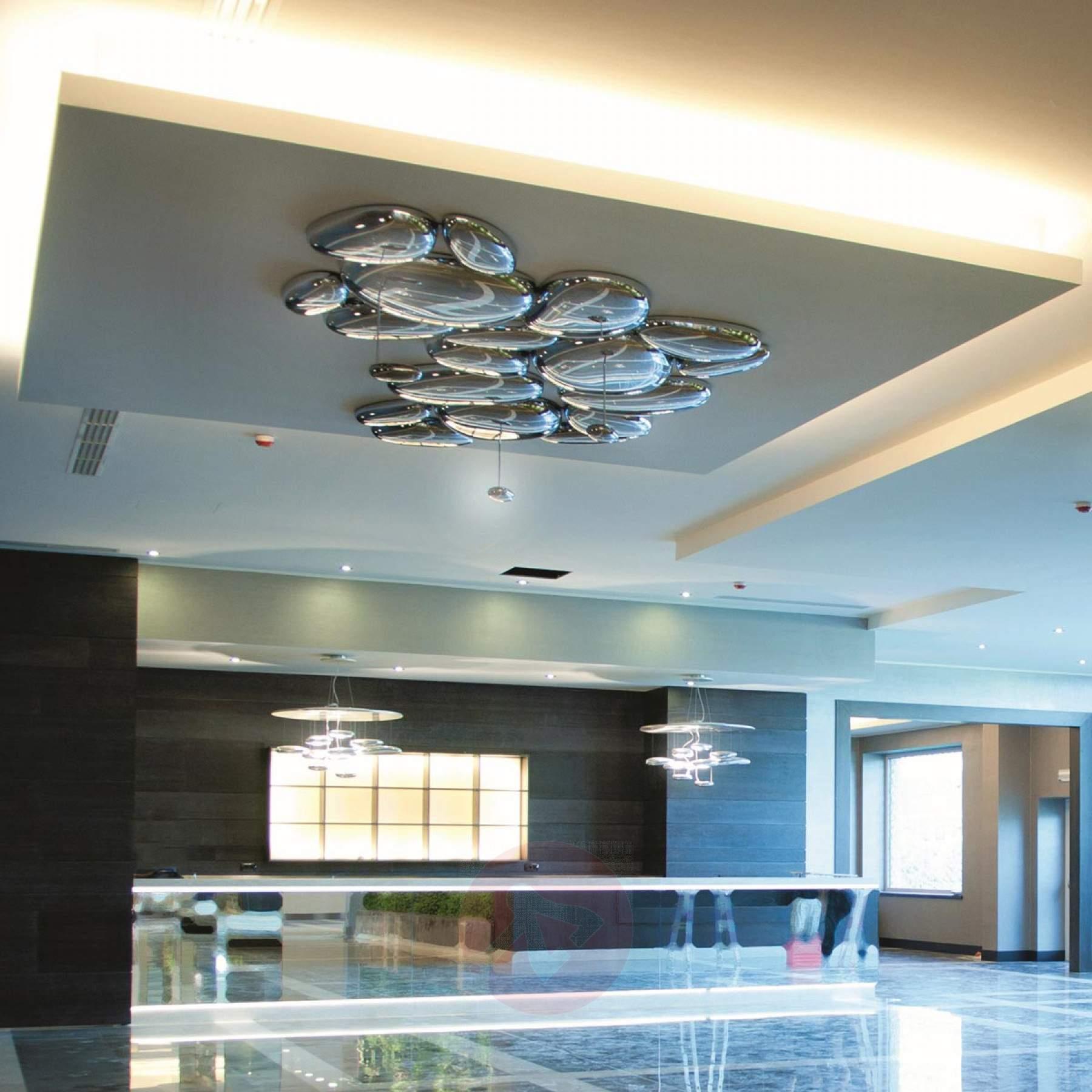 Full Size of Design Deckenleuchten Artemide Skydro Led Designer Deckenleuchte Schlafzimmer Esstisch Lampen Küche Industriedesign Esstische Wohnzimmer Bett Modern Wohnzimmer Design Deckenleuchten