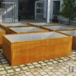 Edelstahlküche Edelstahl Garten Outdoor Küche Gebraucht Hochbeet Wohnzimmer Hochbeet Edelstahl
