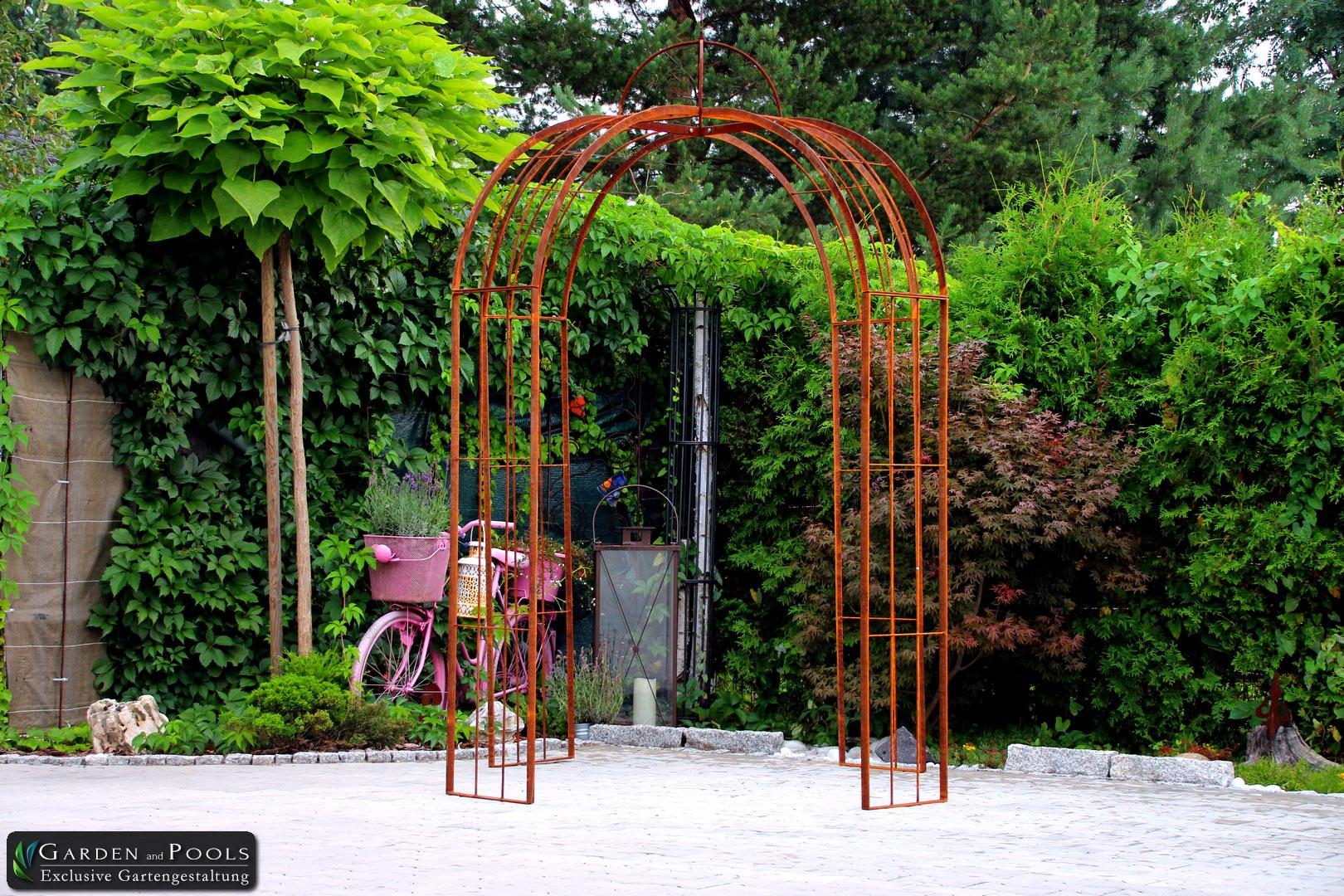 Full Size of Pavillon Eisen Barcelona 4 Eckig Fein Geschnittener Garten Wohnzimmer Pavillon Eisen