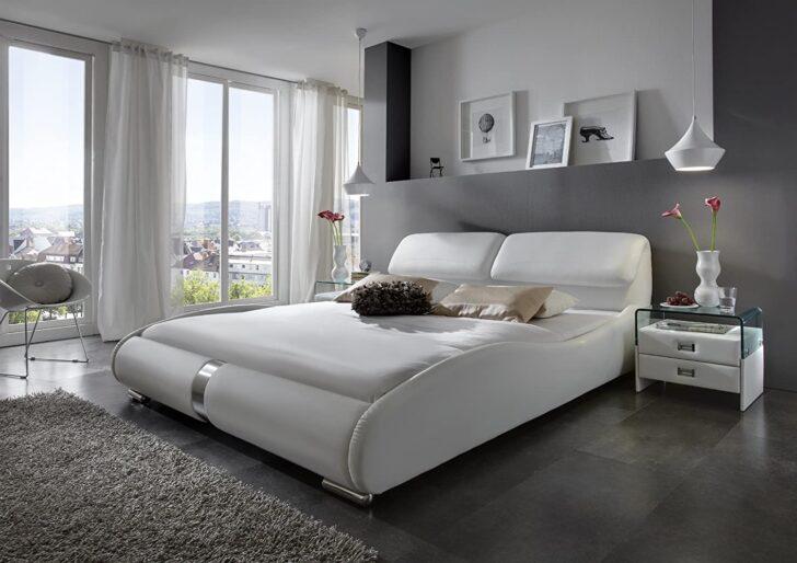Medium Size of Sam Design Polsterbett 200x220 Cm Lecce In Wei Bett Betten Wohnzimmer Polsterbett 200x220