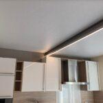 Eine Neue Led Beleuchtung In Der Kche Blog Everen Germany Wasserhahn Küche Vorhänge Mit Elektrogeräten Einrichten Ohne Hängeschränke Unterschränke Wohnzimmer Led Panel Deckenleuchte Küche