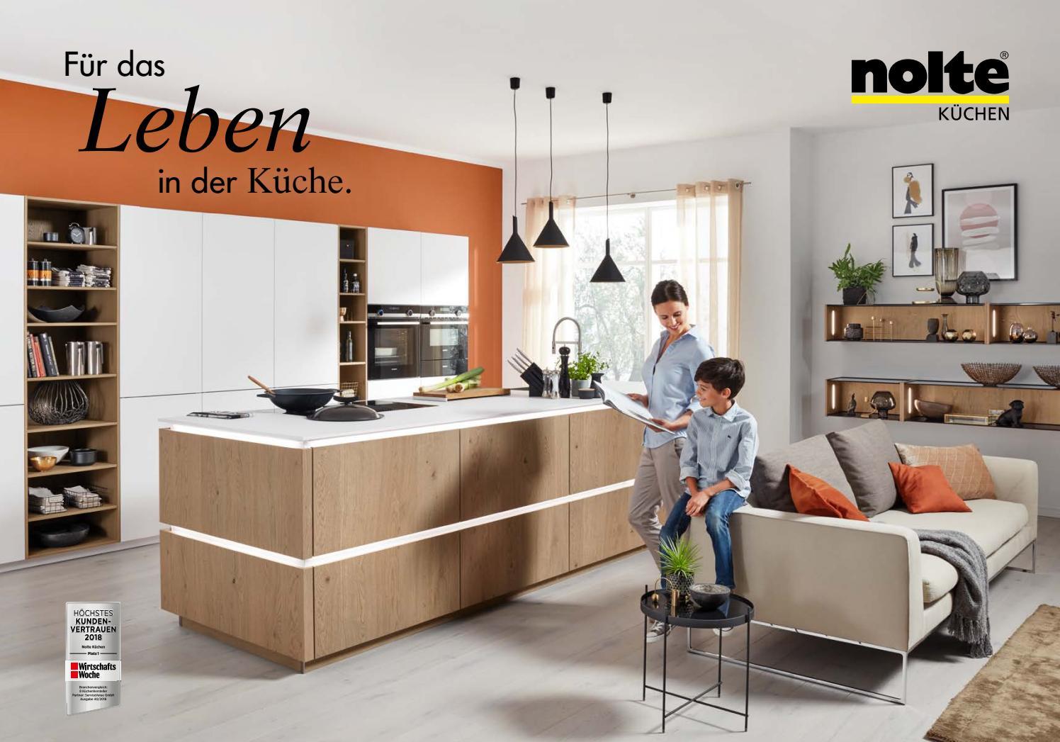 Full Size of Nolte Kchen Magazin 2019 By Nldm Küche Schlafzimmer Apothekerschrank Betten Wohnzimmer Nolte Apothekerschrank