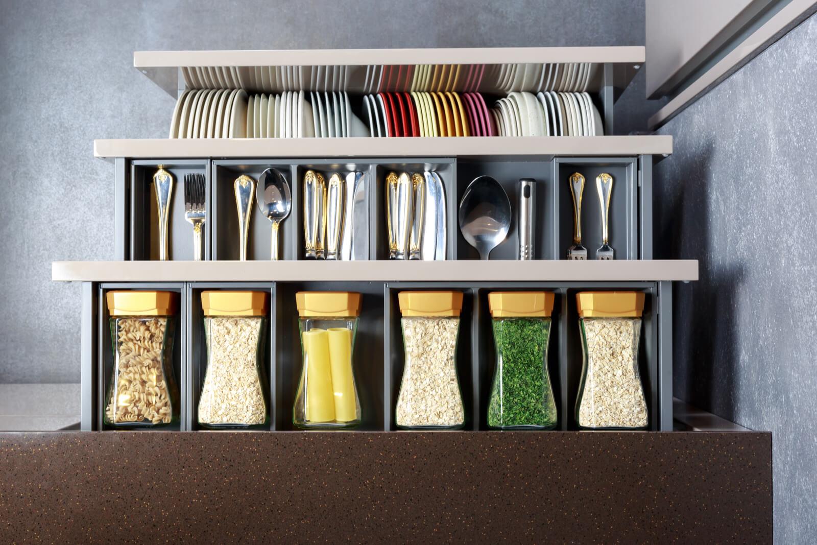Full Size of Küchen Aufbewahrungsbehälter 5 Ikea Tipps Fr Mehr Ordnung In Der Kche Regal Küche Wohnzimmer Küchen Aufbewahrungsbehälter