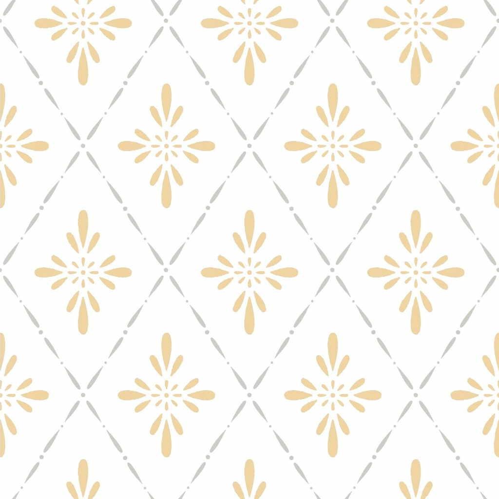 Full Size of Duro Tapete 1900 Ljungbacka Yellow Dro 392 02 Landhaus Schlafzimmer Küche Moderne Landhausküche Fototapete Fenster Tapeten Für Die Gebraucht Bett Wohnzimmer Landhaus Tapete