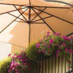 Sichtschutz Fr Den Balkon 10 Ideen Plus Tipps Zur Montage Betten Bei Ikea Miniküche Sofa Mit Schlaffunktion 160x200 Garten Paravent Modulküche Küche Kosten Wohnzimmer Paravent Balkon Ikea