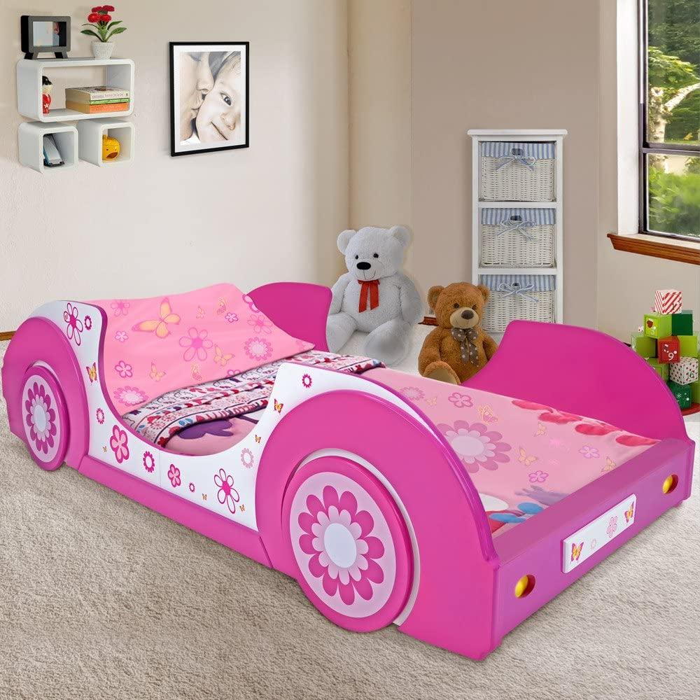 Full Size of Mädchenbetten Deuba Kinderbett Aus Holz 90x200cm Gestell Mit Rost Wohnzimmer Mädchenbetten