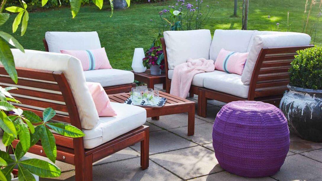 Large Size of Balkonmbel Gartenmbel Gnstig Kaufen Ikea Sterreich Wohnzimmer Couch Terrasse