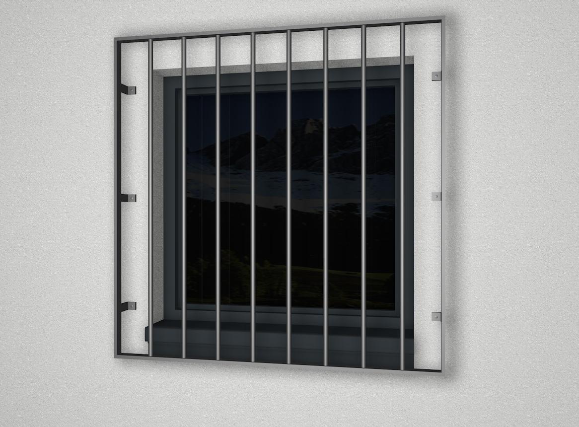 Full Size of Fenstergitter Einbruchschutz Modern Bonn Auf Ma Angefertigt Deckenlampen Wohnzimmer Modernes Bett 180x200 Fenster Folie Nachrüsten Gitter Moderne Wohnzimmer Fenstergitter Einbruchschutz Modern