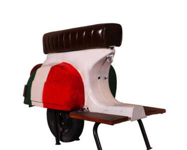 Roller Miniküche Wohnzimmer Italien Roller Als Barhocker Retro Style 103x80x50 Cm Julietta Regale Ikea Miniküche Mit Kühlschrank Stengel