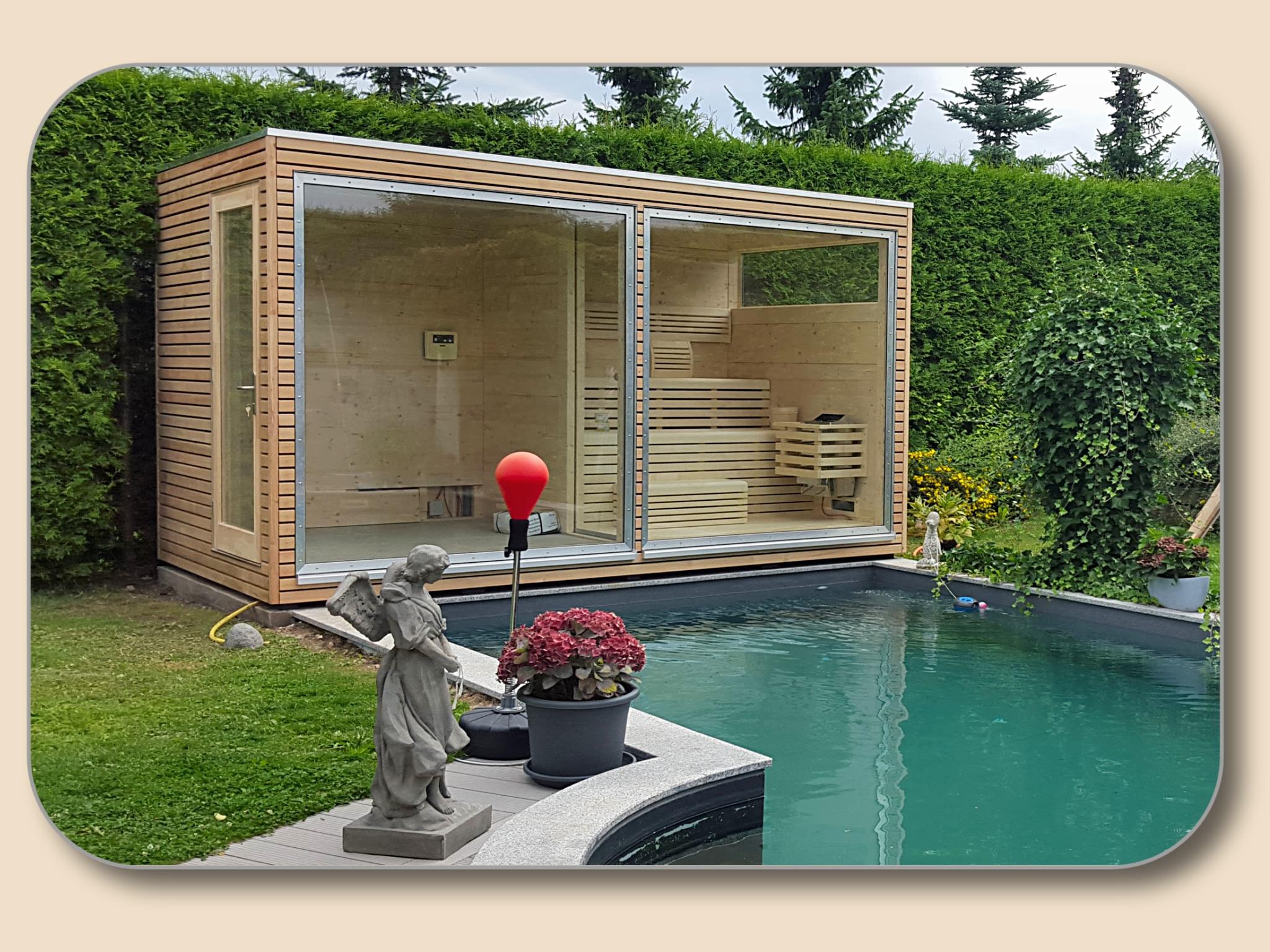 Full Size of Gartensauna Bausatz Modern Aussensauna Kaufen Holzonde Wohnzimmer Gartensauna Bausatz