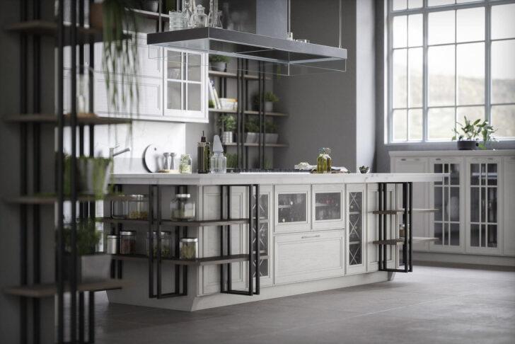 Medium Size of Hängeregal Küche Wohnzimmer Hängeregal Kücheninsel