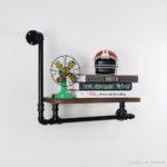 Diy Industrie Retro Wandhalterung Eisenrohr Regal Mit Regale Kaufen Landhausstil Konfigurator Massivholz Keller Kleines Für Dachschrägen Kleine Hoch Wohnzimmer Retro Regal