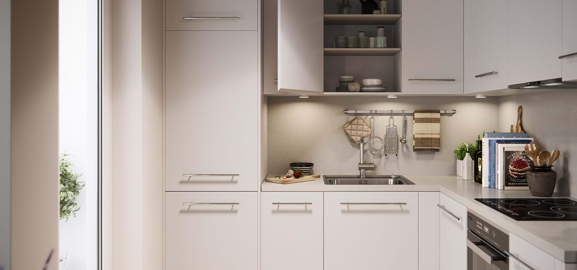 Full Size of Landhausküche Einrichten Kche Tipps Und Ideen Bonava Weisse Grau Küche Moderne Badezimmer Kleine Gebraucht Weiß Wohnzimmer Landhausküche Einrichten