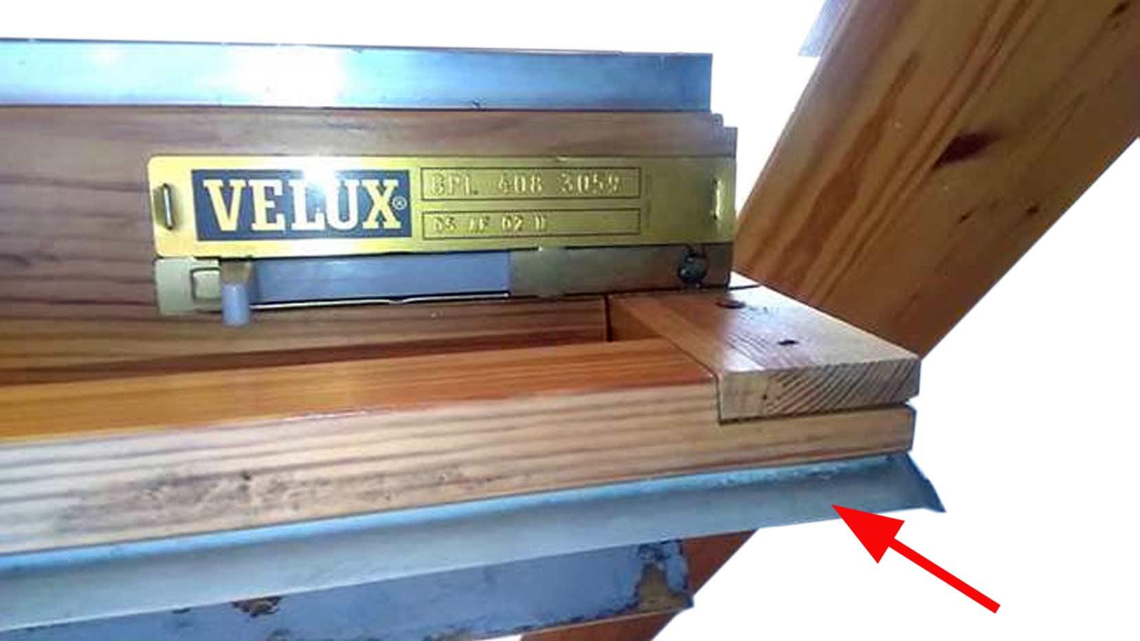 Full Size of Velugleitdichtung Umlaufend Fr Fensterflgel 5810 Flg Velux Fenster Ersatzteile Einbauen Rollo Preise Kaufen Wohnzimmer Velux Scharnier