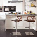 Nobilia Magnolia Luhochglanz Trifft Auf Gradliniges Design Einbauküche Küche Wohnzimmer Nobilia Magnolia