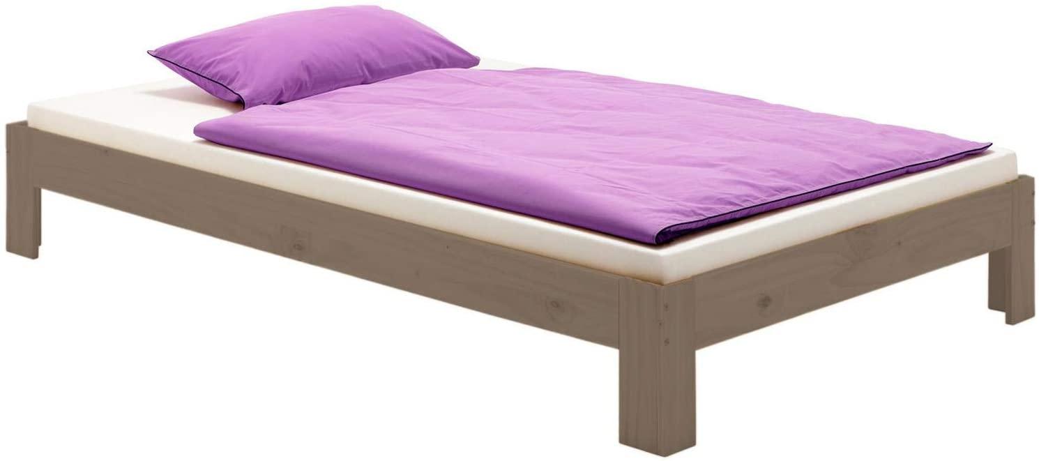 Full Size of Futonbett 100x200 Idimefutonbett Einzelbett Thomas 100 200 Cm Kiefer Massiv Betten Bett Weiß Wohnzimmer Futonbett 100x200