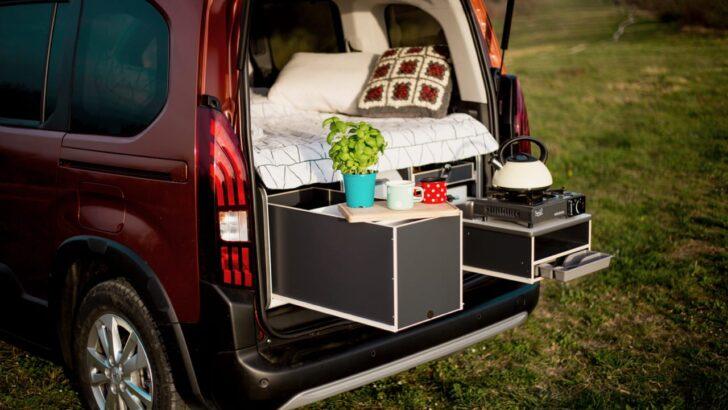 Medium Size of Ausziehbett Camper Campingboxen Praktische Bersicht Von Ausbau Modulen Bett Mit Wohnzimmer Ausziehbett Camper