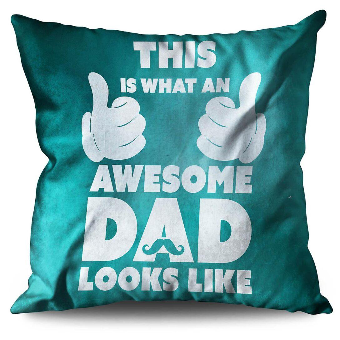 Large Size of Bettwäsche Lustig Super Dad Coole Lustige Bettwsche Kissen 30 Cm Wellcoda T Shirt Sprüche T Shirt Wohnzimmer Bettwäsche Lustig
