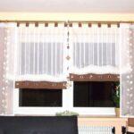 Scheibengardinen Küche Gardinen Für Die Bogenlampe Esstisch Schlafzimmer Wohnzimmer Fenster Wohnzimmer Bogen Gardinen
