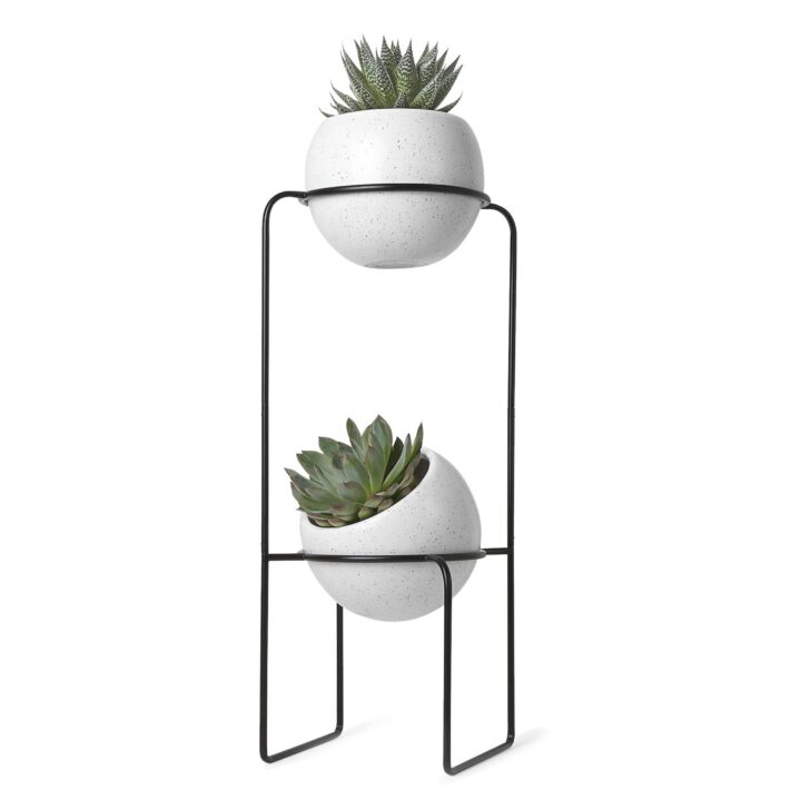 Medium Size of Umbra Nesta Pflanzenhalter Keramik Waschbecken Küche Kräutertopf Wohnzimmer Kräutertopf Keramik