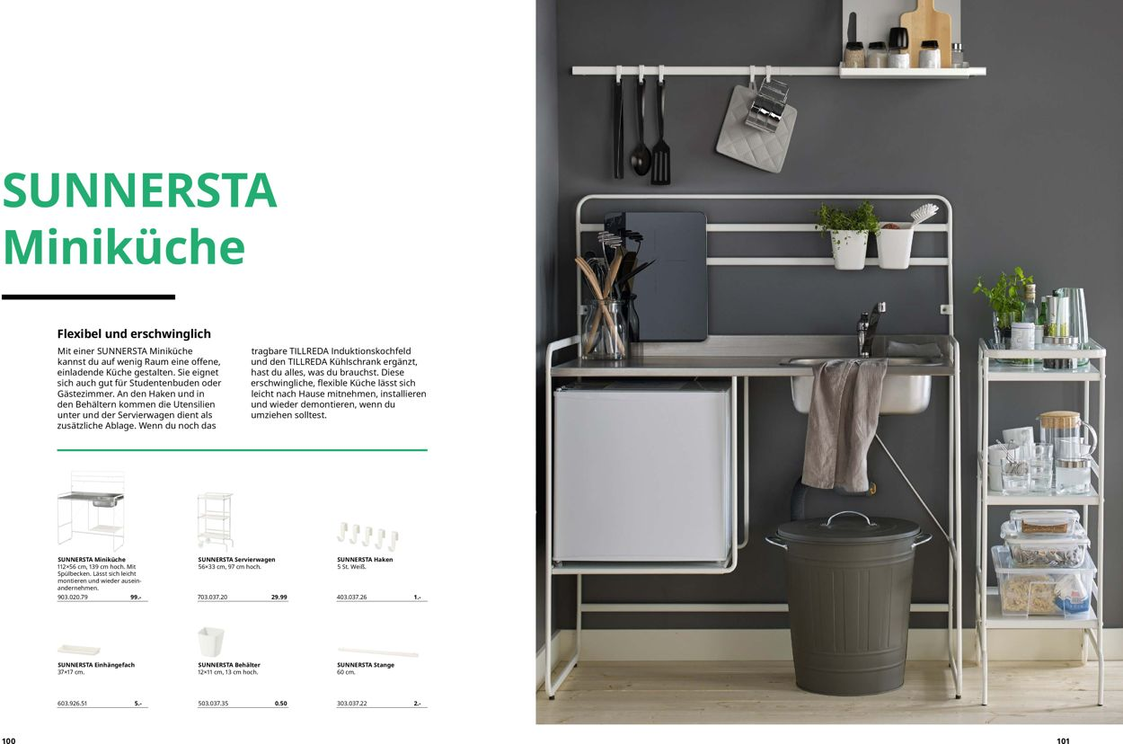 Full Size of Ikea Aktueller Prospekt 0508 31012020 51 Jedewoche Rabattede Modulküche Betten 160x200 Küche Kosten Miniküche Bei Sofa Mit Schlaffunktion Kaufen Wohnzimmer Ikea Miniküchen