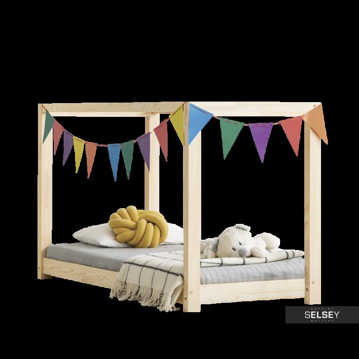 Medium Size of Kinderbett Dalidda Himmelbett Aus Holz Coole Betten T Shirt Sprüche T Shirt Wohnzimmer Coole Kinderbetten