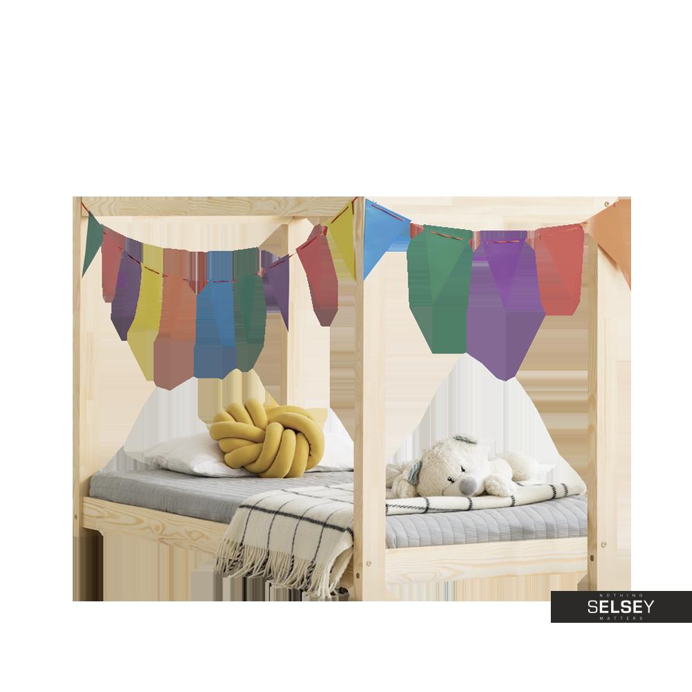 Full Size of Kinderbett Dalidda Himmelbett Aus Holz Coole Betten T Shirt Sprüche T Shirt Wohnzimmer Coole Kinderbetten