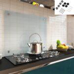 Küchen Fliesenspiegel Wohnzimmer Küchen Fliesenspiegel Kche Modern Ja Oder Nein Fliesen Erneuern Küche Glas Selber Machen Regal
