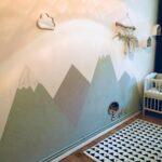 Wandgestaltung Kinderzimmer Jungen Babyzimmer Bilder Ideen Couch Regale Regal Weiß Sofa Wohnzimmer Wandgestaltung Kinderzimmer Jungen