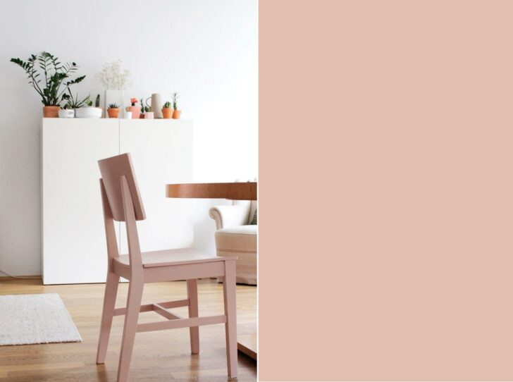 Medium Size of Küche Rosa Wohnzimmer Wandfarbe Rosa