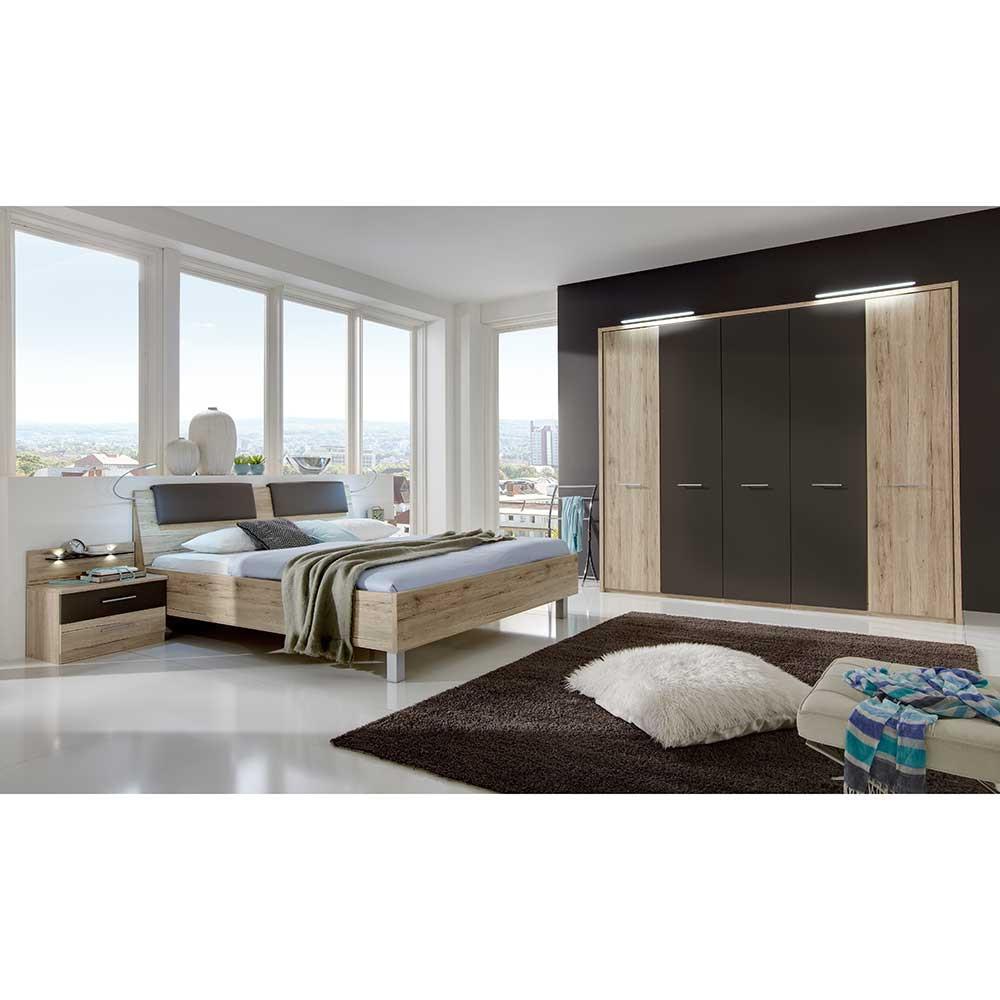 Full Size of Schlafzimmer Komplett Modern Weiss Luxus Set Massiv Eiche Teilmassives Lampe Sessel Loddenkemper Landhausstil Led Deckenleuchte Rauch Günstige Massivholz Mit Wohnzimmer Schlafzimmer Komplett Modern