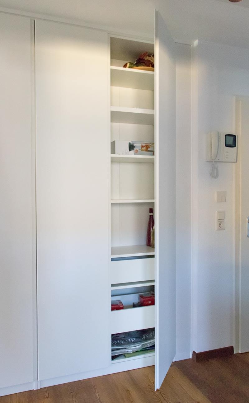 Full Size of Paals Einbauschrank So Einfach Baut Ihr Ikea Küche Kosten Kaufen Vorratsschrank Sofa Mit Schlaffunktion Miniküche Betten 160x200 Modulküche Bei Wohnzimmer Ikea Vorratsschrank
