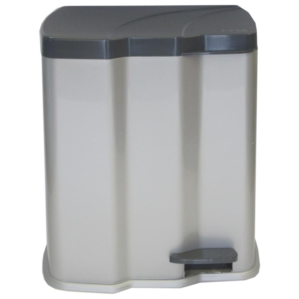 Full Size of Doppel Mülleimer Abfalleimer Kche Einbau Hailo Unterbau Plastik Mit Küche Doppelblock Wohnzimmer Doppel Mülleimer