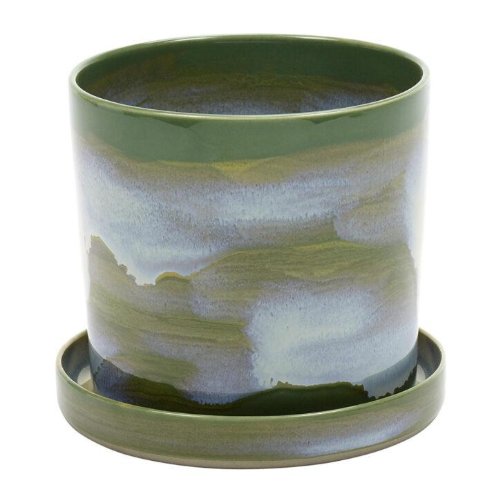 Medium Size of Kräutertopf Küche Keramik Waschbecken Wohnzimmer Kräutertopf Keramik