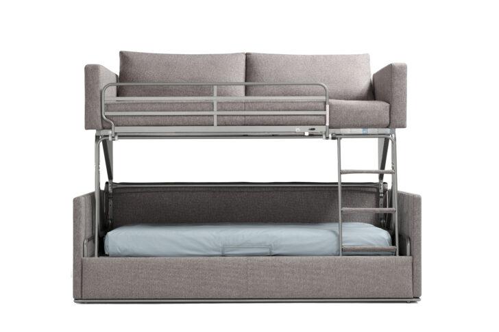 Medium Size of Couch Ausklappbar Hochbett Etagenbett Mit Gnstig Versandkostenfrei Pemora Ausklappbares Bett Wohnzimmer Couch Ausklappbar