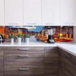 Fliesen Rückwand Küche Wohnzimmer Fliesen Rückwand Küche Rckwand Kche Auf Herd 60x60 Nischenrckwand Glas Mobile Wandsticker Küchen Regal Singleküche Mit Kühlschrank Arbeitstisch Miniküche