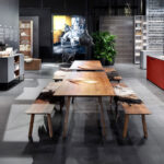 Schller Dart Design Gruppe Küche Günstig Mit Elektrogeräten Gebrauchte Einbauküche Musterküche Planen Kostenlos Holz Modern Schwarze Pentryküche Wohnzimmer Habitat Küche