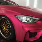 Folie Auto Kaufen 3d Chrom Matt Metallic Pink Mit Luftkanlen Günstig Betten Bett Aus Paletten Küche Einbauküche Regale Gebrauchte Fenster 180x200 Wohnzimmer Folie Auto Kaufen