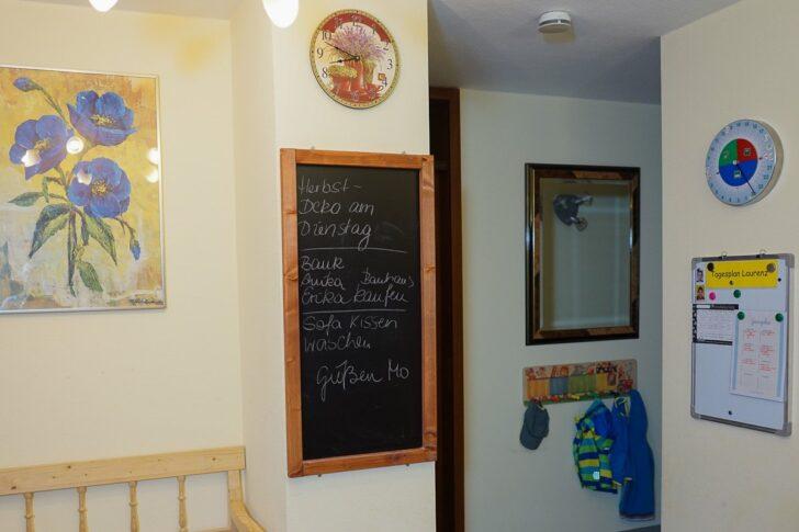 Diy Eine Magnetische Tafelwand Fr Den Flur Küche Bodenbelag Was Kostet Neue Kleiner Tisch Müllschrank Einbauküche L Form Mit Elektrogeräten Finanzieren Wohnzimmer Magnetische Kreidetafel Küche