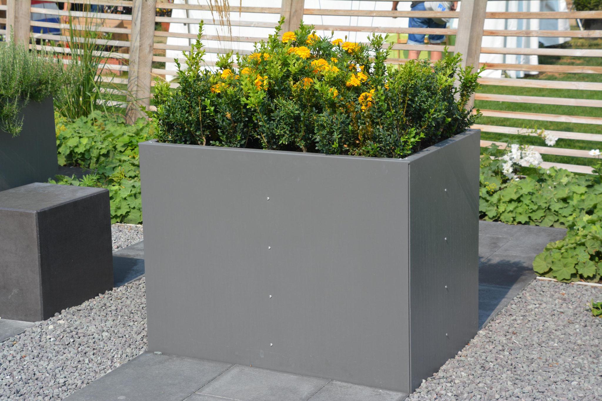 Full Size of Hochbeet Edelstahl Urban Metallmoebel24 Outdoor Küche Garten Edelstahlküche Gebraucht Wohnzimmer Hochbeet Edelstahl