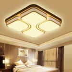 Deckenlampe Modern Wohnzimmer Led Ultraslim Deckenleuchte Schlafzimmer Deckenlampe Dimmbar Esstisch Tapete Küche Modern Wohnzimmer Deckenlampen Für Bett Design Holz Moderne Modernes