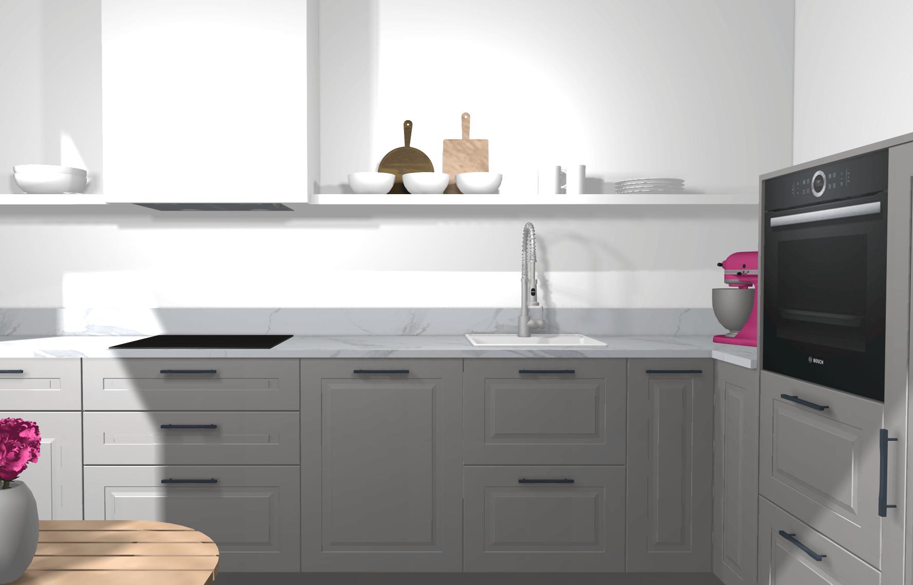 Full Size of Küchen Wandregal Ikea Kche Planen Stylische Designerkche Mit Kleinem Budget Regal Küche Kosten Bad Sofa Schlaffunktion Kaufen Betten Bei Modulküche Landhaus Wohnzimmer Küchen Wandregal Ikea
