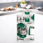 Karusselschrank Revo 90 Kessebhmer Wohnzimmer Küchenkarussell Blockiert