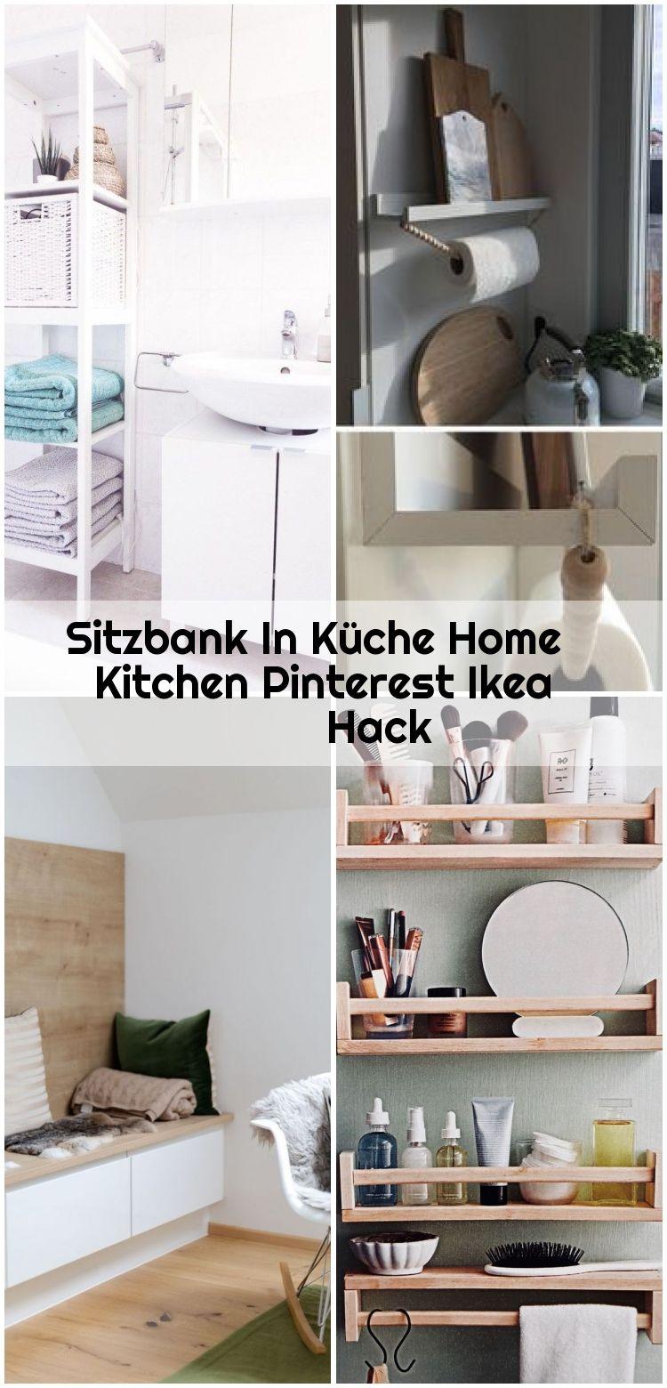 Full Size of Sitzbank In Kche Home Kitchen Pinterest Ikea Hack Küche Kosten Kaufen Küchen Regal Sofa Mit Schlaffunktion Miniküche Betten 160x200 Bei Modulküche Wohnzimmer Ikea Küchen Hacks