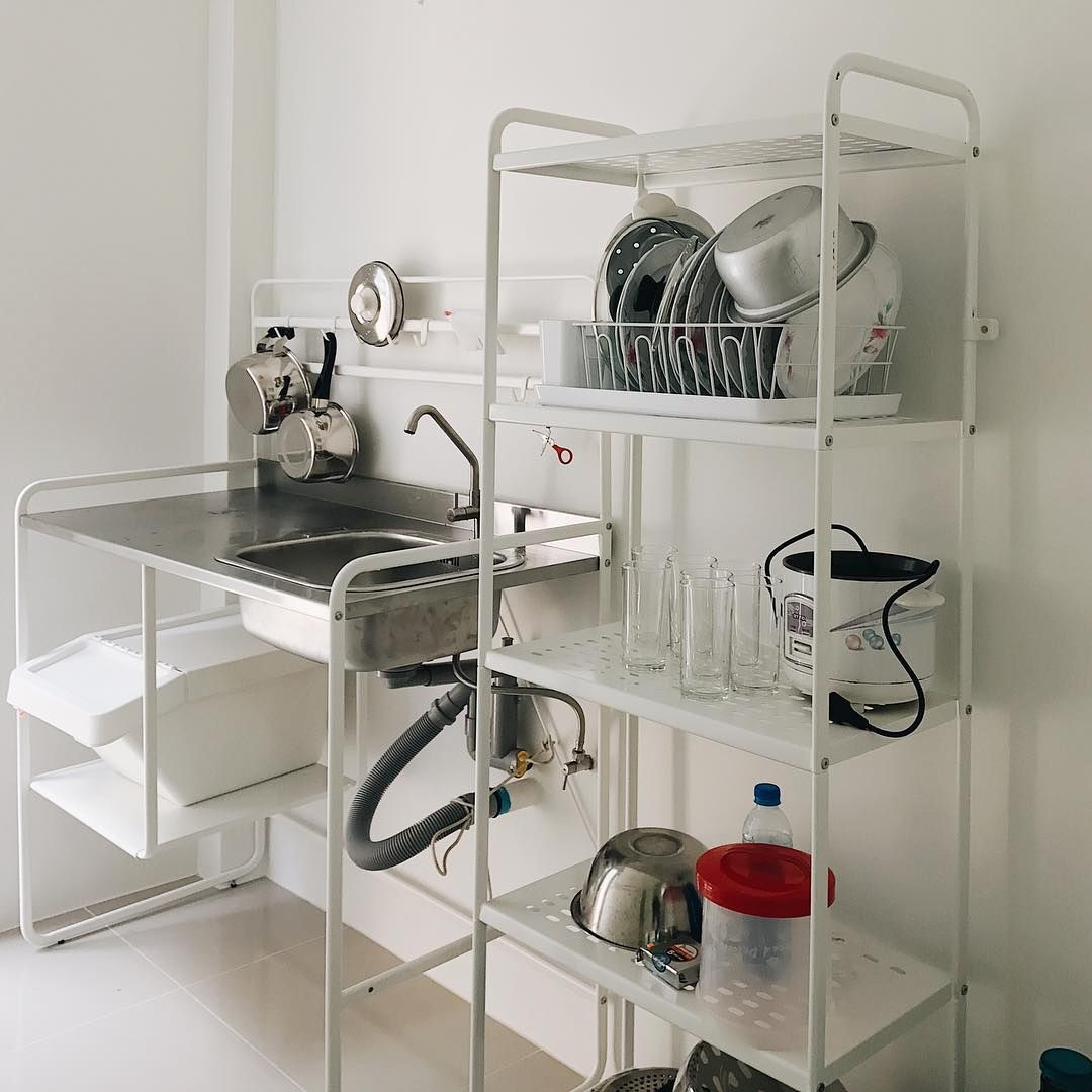 Full Size of Sunnersta Ikea Container Hack Mini Kitchen Kitchenette Rail Installation Canada Sink Cart Ideas Trolley Malaysia System Bar Review Drinks My Original Post By Wohnzimmer Sunnersta Ikea