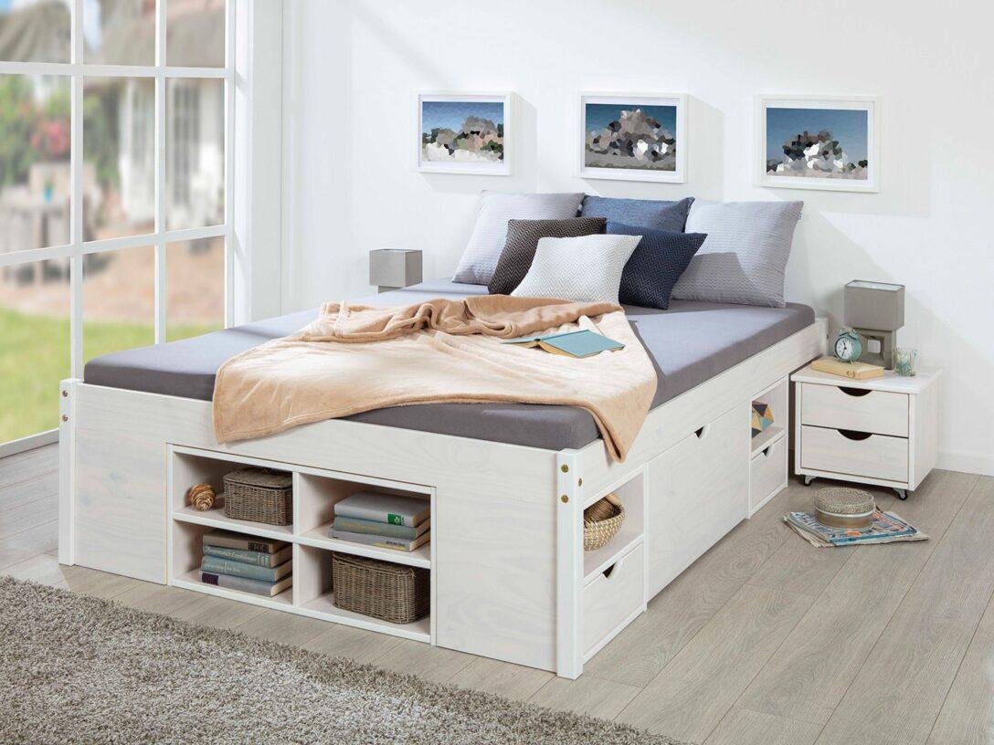 Large Size of Stauraumbett 200x200 Betten Bett Stauraum Mit Bettkasten Weiß Komforthöhe Wohnzimmer Stauraumbett 200x200