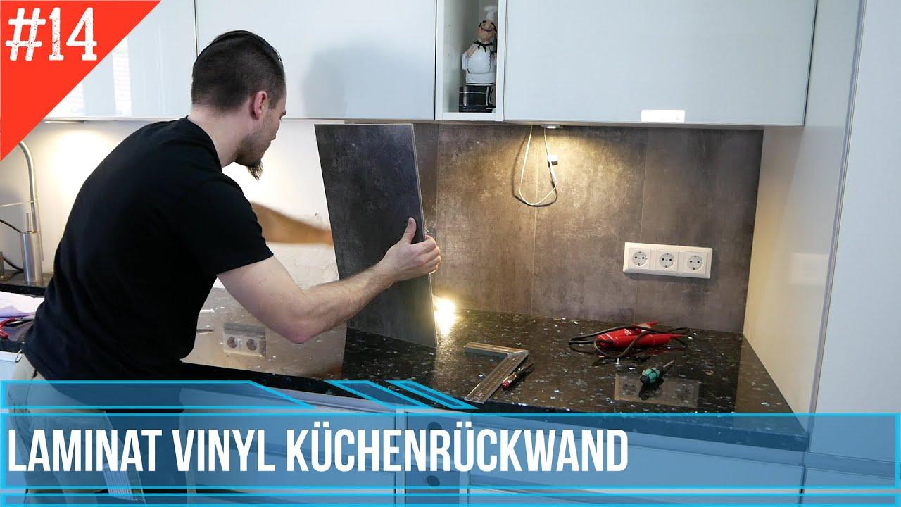 Full Size of Kchenrckwand Aus Laminat Oder Vinyl Herstellen Vinylboden Wohnzimmer Badezimmer Bad Im Verlegen Fürs Küche Wohnzimmer Küchenrückwand Vinyl