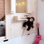 Kura Hack Wohnzimmer Kura Bed Montessori Hack Hacks Ikea Floor Pinterest House Storage Slide Double 2 Beds Ideas Underneath Bunk Hausbett Kinderbett Haus 90x200 Diy Bett Fr
